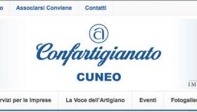 Presentato il nuovo portale Confartigianato Cuneo
