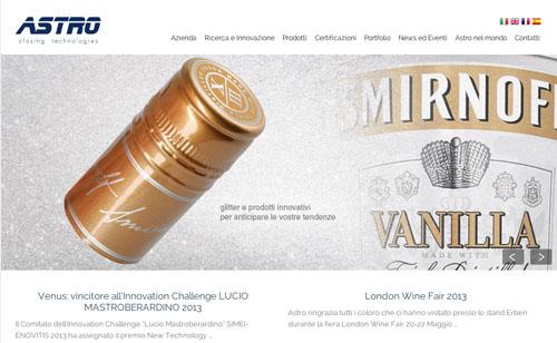 Online il nuovo sito Astrogroup!