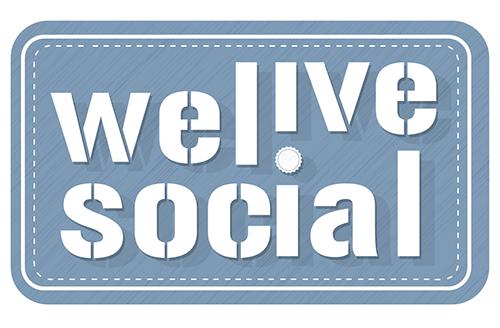 WE LIVE SOCIAL!
